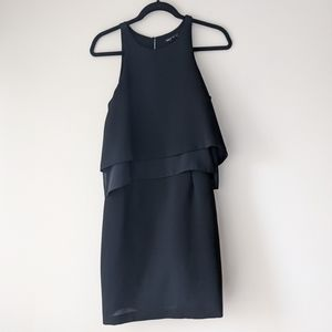 Club Monaco Black Sheath Dress Amazing Quality
